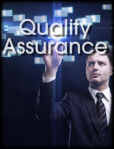 QUALITY Sketch Notes on Blackboard (assurance guarantee)